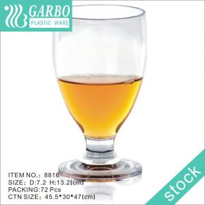 10oz shatterproof tritan drinking glasses unbreakable plastic tumblers