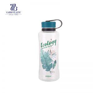 1900 мл большая спортивная и уличная питьевая пластиковая бутылка для воды без БФА