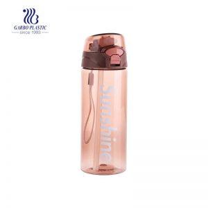 550ml easy carry tritan plastic sport bottles for outdoor