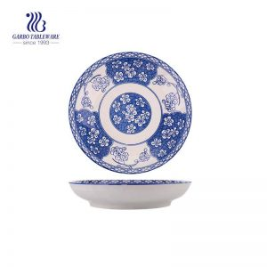 """Ceramic Plate with size of 7.44""""/ 185mm for Dinner Ceramic Tableware"""