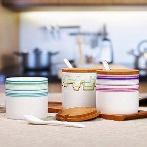 Ceramic Seasoning Jar
