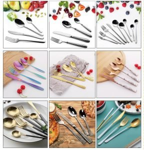 How to maintain the stainless steel cutlery to prevent rust