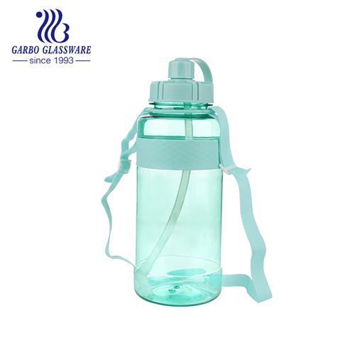 Use plastic sports water bottle for your outdoor exercise