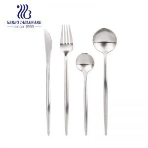 Набор из 16 предметов из высококачественного серебра с ионным покрытием, набор из нержавеющей стали 18/0