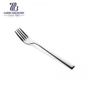 مرآة مصقولة 200 مم أدوات مائدة من الفولاذ المقاوم للصدأ شوكة عشاء بالجملة