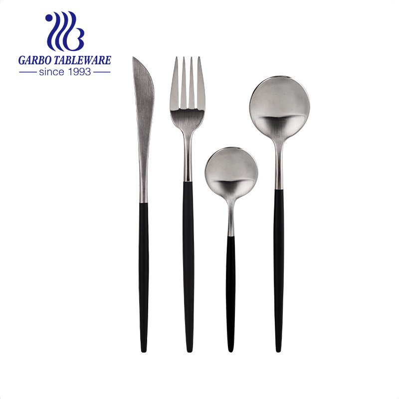 TOP 5 best choice of stainless steel cutlery sets