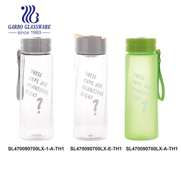 Which material is better for water drinking, PC plastic bottle, PP plastic bottle or Tritan bottle?