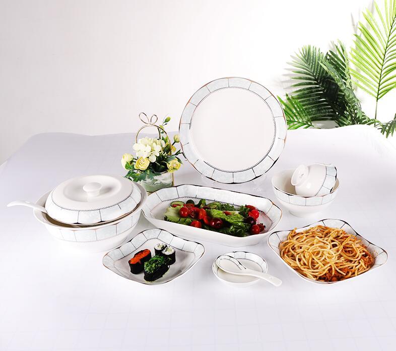نصائح لاستخدام أواني الطعام الخزفية في الحياة اليومية