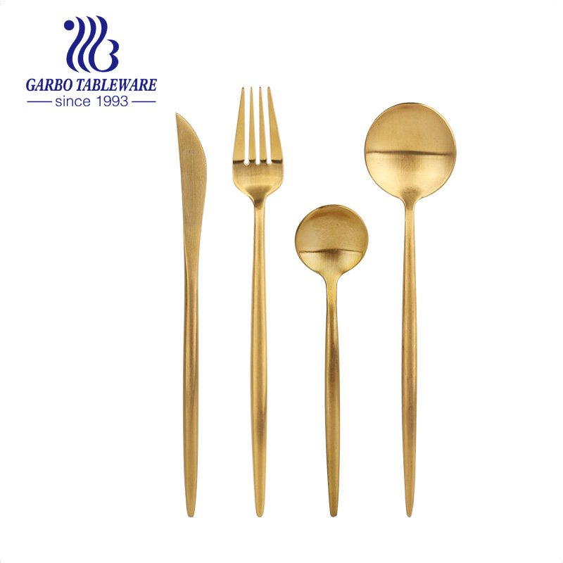 How and why to choose stainless steel flatware?