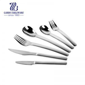 Manufactured Prime Quality Stainless Steel Flatware with Mirror Polished