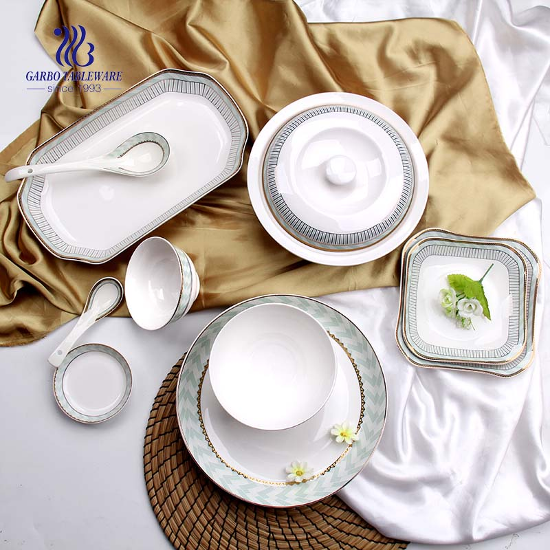 The Knowlege you should know about Hotel ceramic tableware