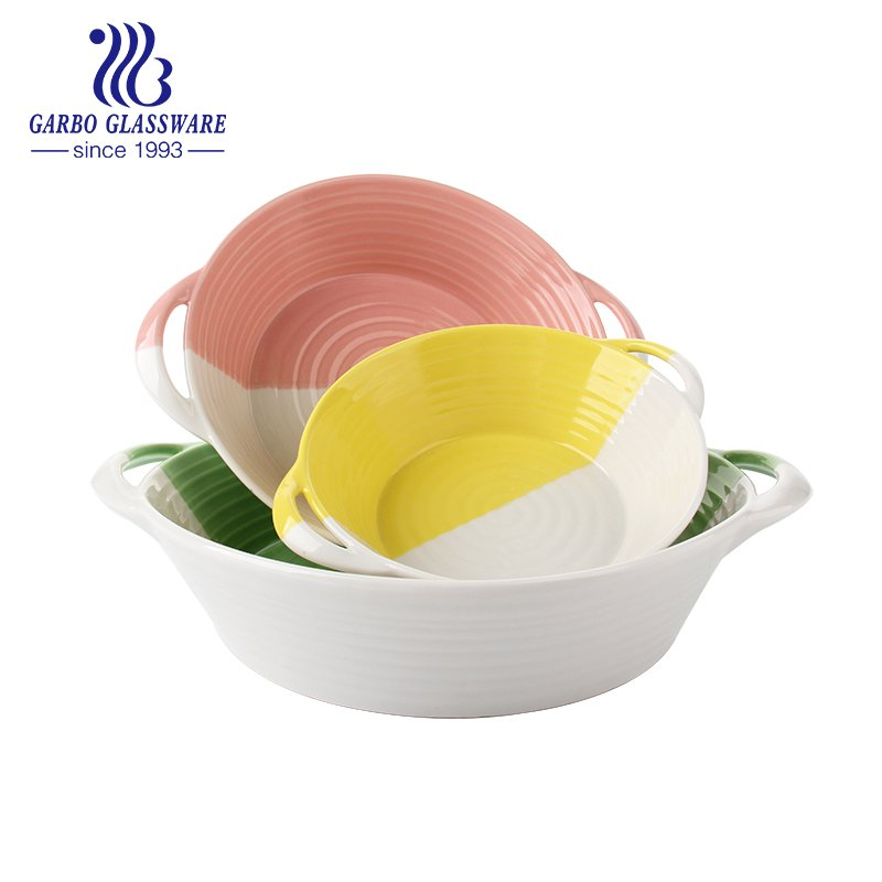 How to check the ceramic tableware are safety for using?