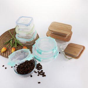 Como encontrar um recipiente de armazenamento de alimentos melhor