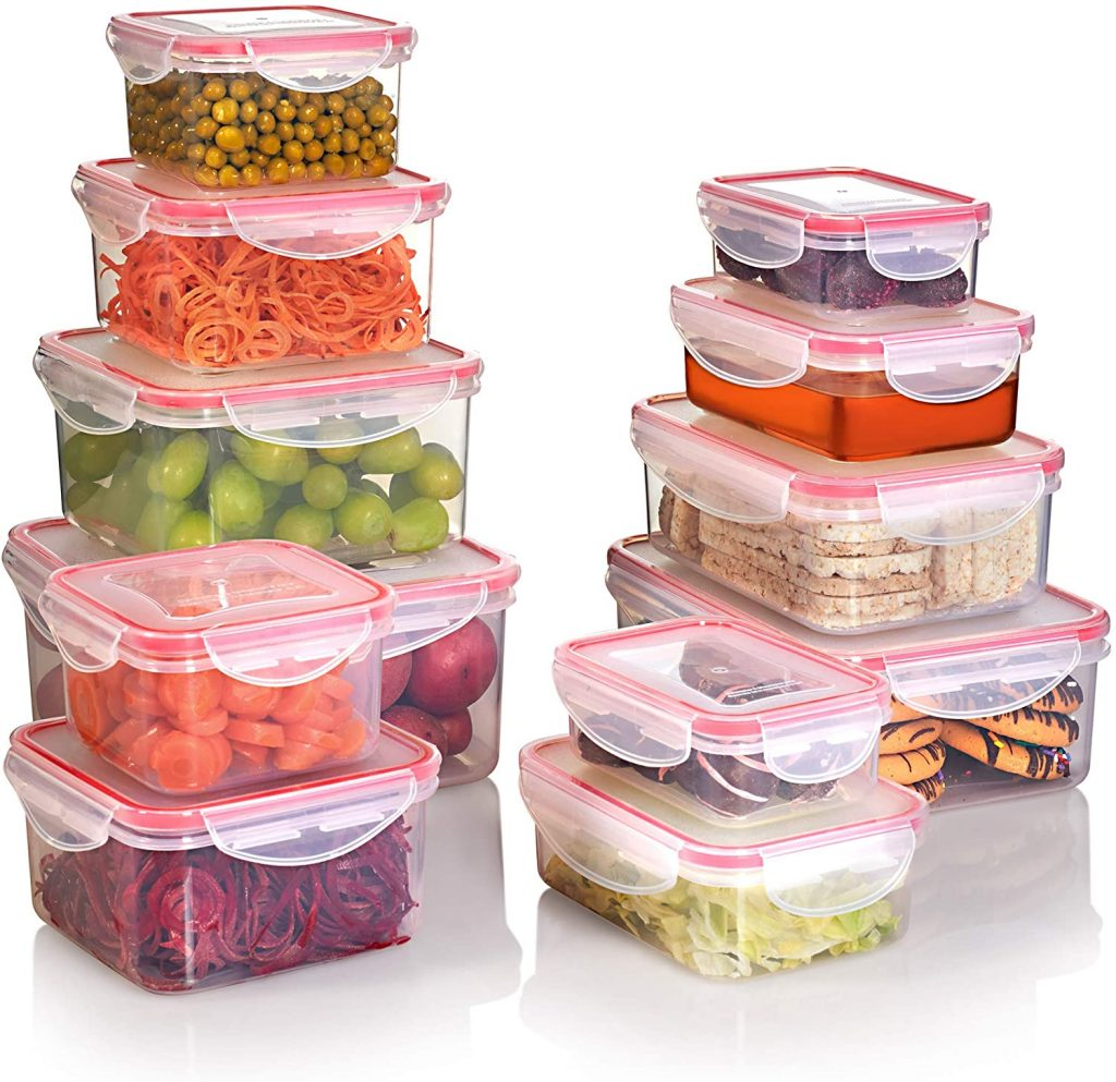 How to find a better food storage container