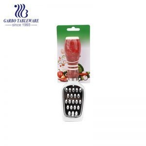 Durable Vegetable Peelers for Kitchen with Colorful Ceramic Handle & Sharp Blade