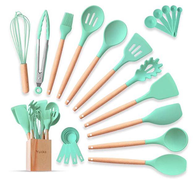 Are Silicone Kitchen Utensiles Safe in Our Life?