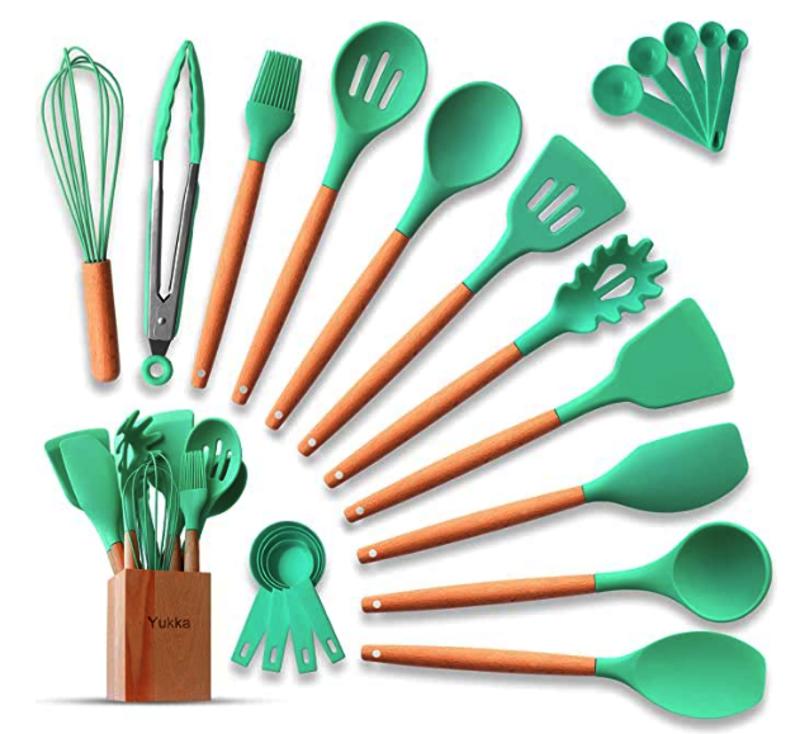 هل أدوات المطبخ المصنوعة من السيليكون آمنة في حياتنا؟