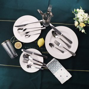 5 Tips for recognizing high-end western-style stainless steel cutlery