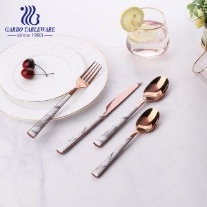 How to maintain and clean the stainless steel tableware?