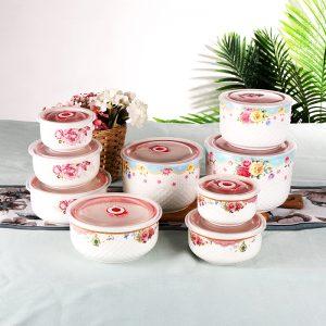 Qual é o processo para produzir um belo produto de porcelana?