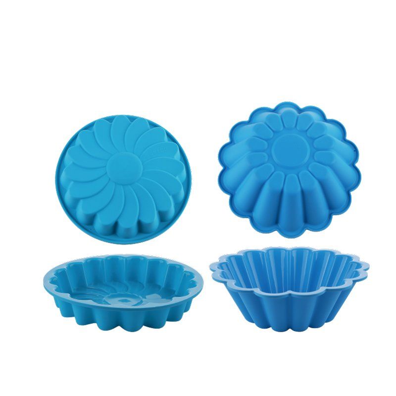 Is it safe to Put the silicone Bakeware Molds directly into the oven?
