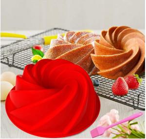 É seguro colocar os moldes de silicone para Bakeware diretamente no forno?