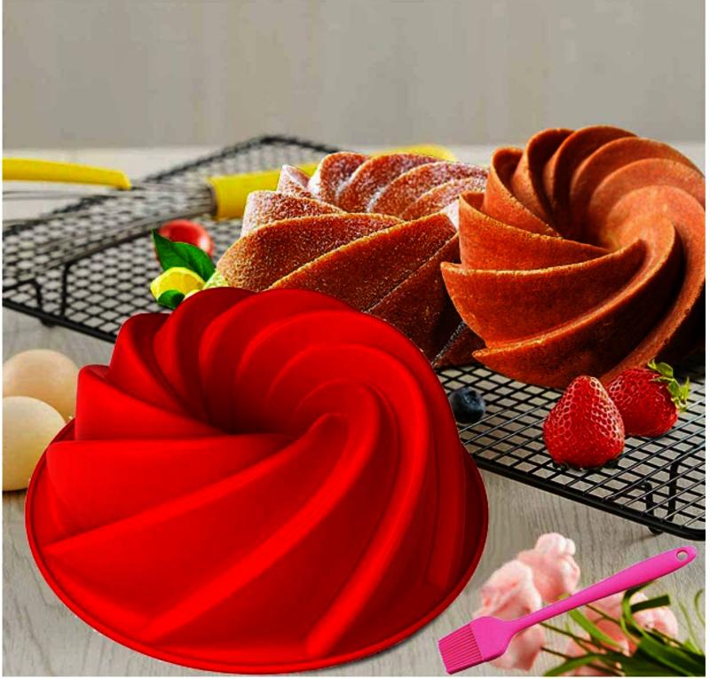 هل من الآمن وضع قوالب خبز السيليكون مباشرة في الفرن؟