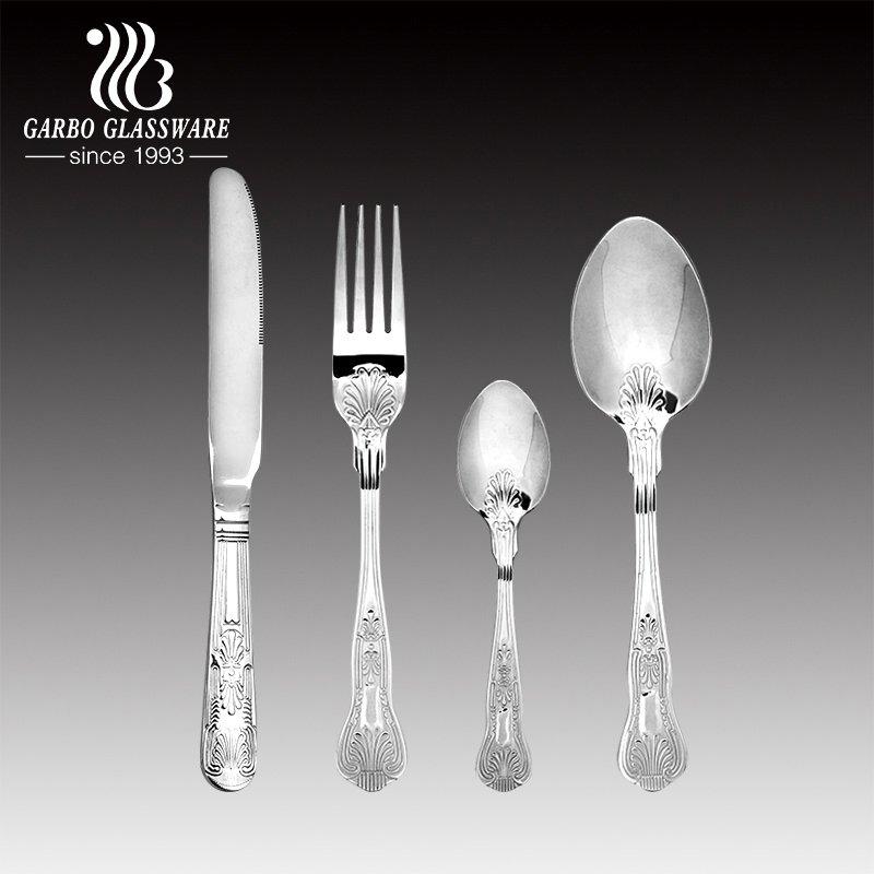 كيفية تنظيف أدوات المائدة المصنوعة من الفولاذ المقاوم للصدأ والتعامل مع الصدأ