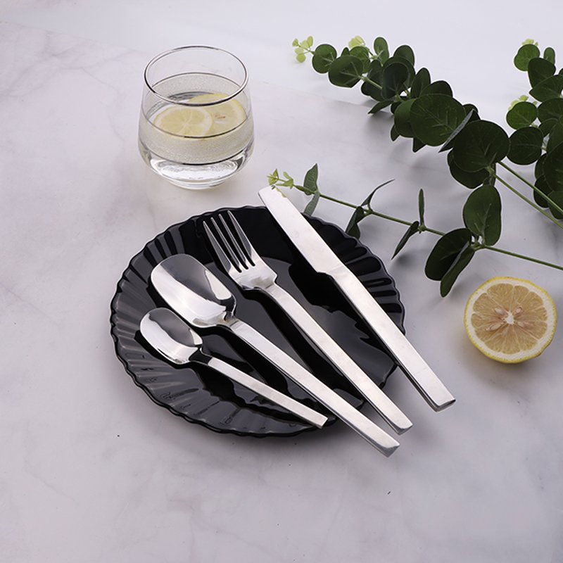 Do you know how to produce the stainless steel tableware for household use?