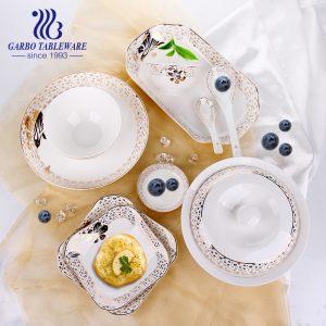 توفر أدوات المائدة Garbo أواني الطعام الخزفية الأكثر طلبًا للمطابخ الهندية