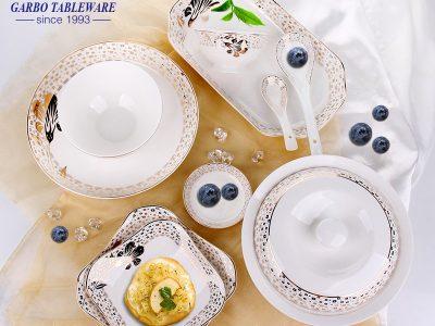 Garbo Tableware liefert das meistgesuchte Keramikgeschirr für indische Küchen
