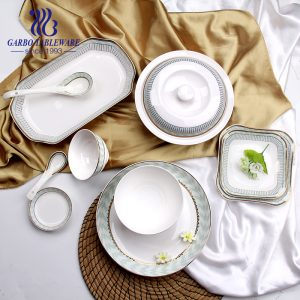 10 Tips To Help Choose Good and Suitable Ceramic Tableware