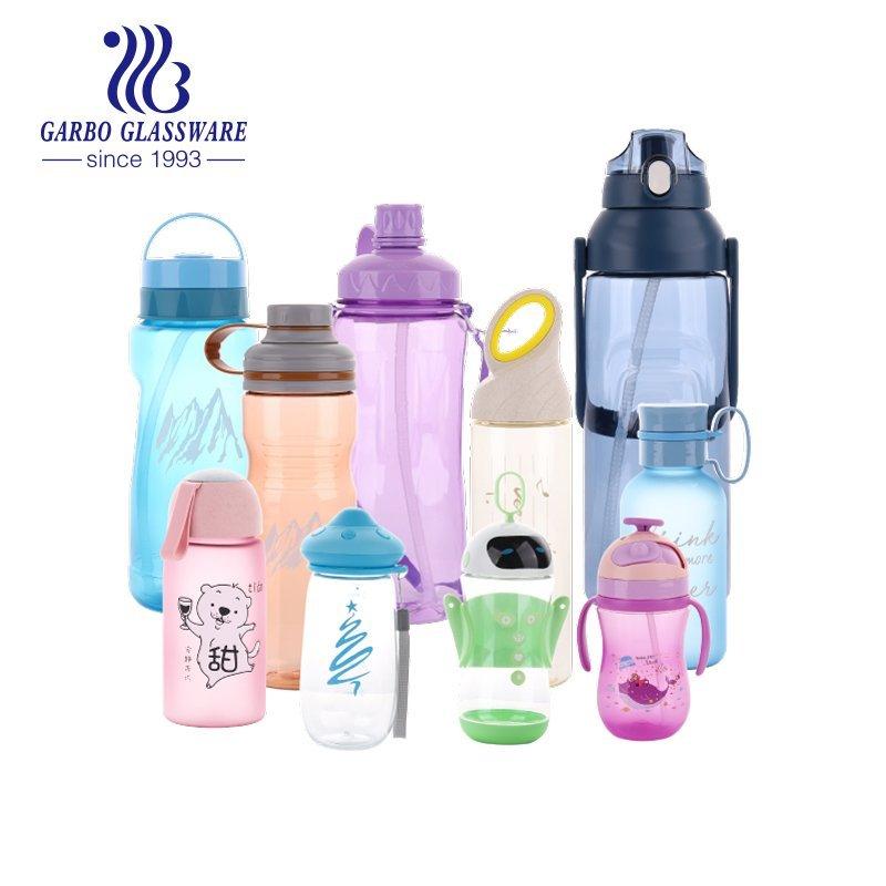 É hora de substituir sua garrafa de água de policarbonato!
