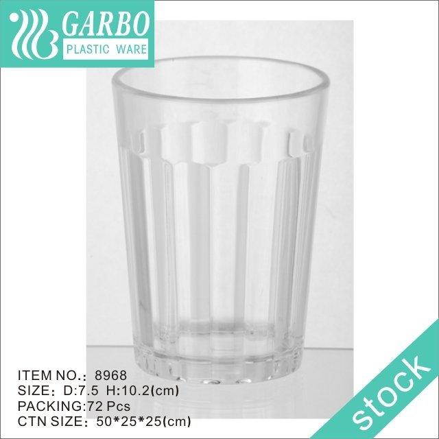 Пластиковый стакан для холодных напитков из поликарбоната
