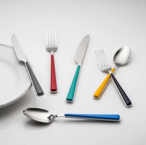 كيف تتعرف على التمييز في أدوات المائدة بمقبض PP ومقبض PS ومقبض ABS؟