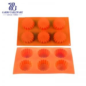Factory price Squares Silicone Mold for Baking, Nonstick & Quick Release Baking Pans Homelife using