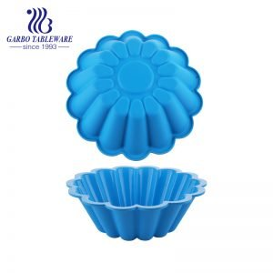 Uarter Silicone Cake Mold Baking Bakeware Pan Round 9 Inch 8 Inch and 6 Inch Different Colors