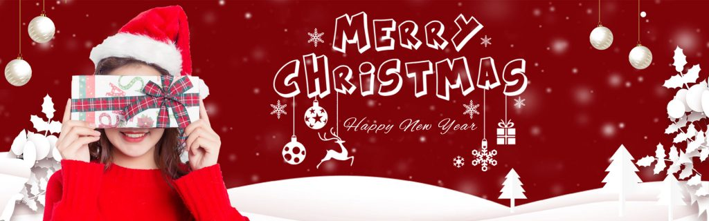 Garbo Wish You a Very Merry Christmas and Happy New Year