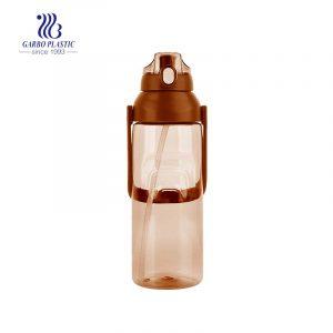 Оптовая большая пластиковая бутылка для питьевой воды объемом 2.3 л для использования на открытом воздухе