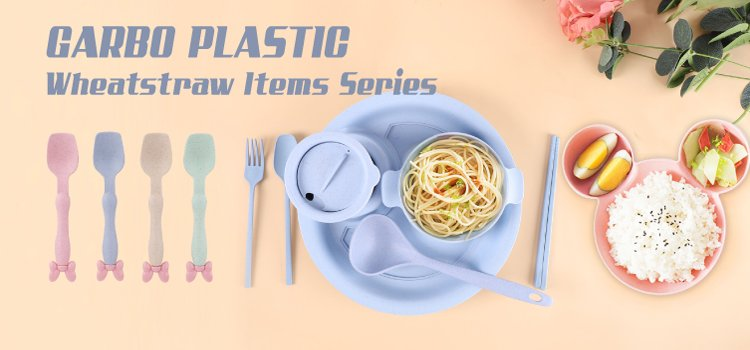 Why Wheat Straw Tableware are so popular in recent years?