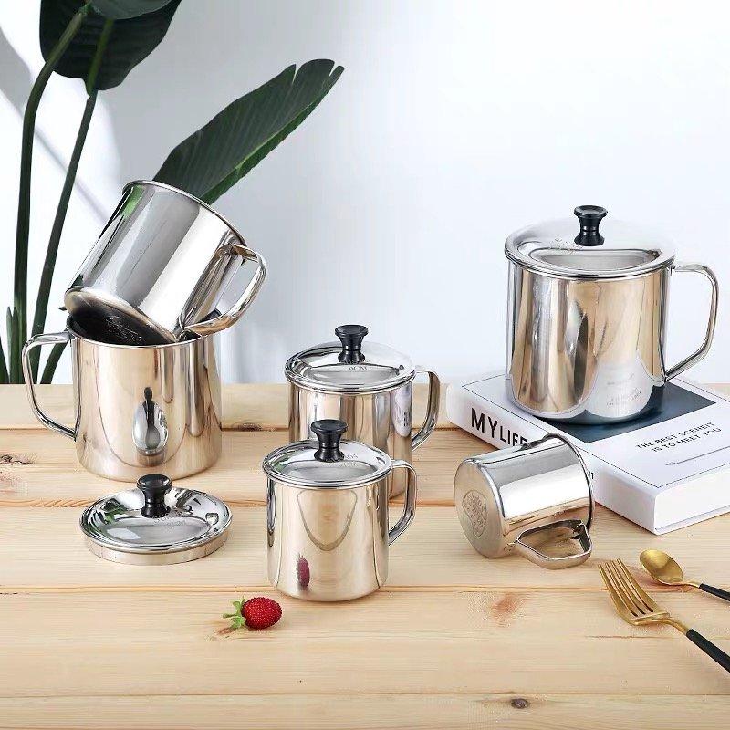 Que tipo de chávena é melhor para beber no nosso dia-a-dia, chávena de cerâmica ou chávena de aço inoxidável?