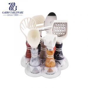 Home Kitchenware Utensil Set Cooking Spatula  Kitchen Gadgets Cookware Set