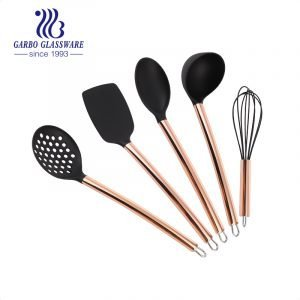 Heat-Resistant Stainless Steel and Nylon Kitchen Utensil Set Durable Kitchen tools