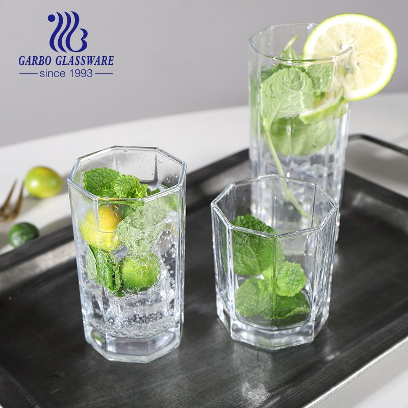 3 mainly material water cups for daily life using