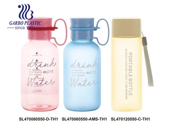 Como escolher uma garrafa de água esportiva de plástico que combina com você?