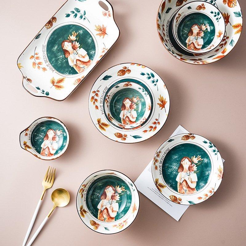 Kennen Sie die gute und normale Qualität zwischen Keramikgeschirr?
