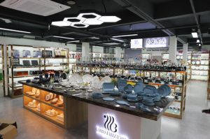 Garbo tableware new showroom come out, welcome to visit