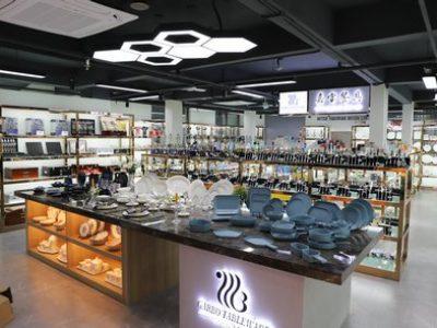 Garbo Geschirr neuen Showroom kommen heraus, willkommen zu besuchen