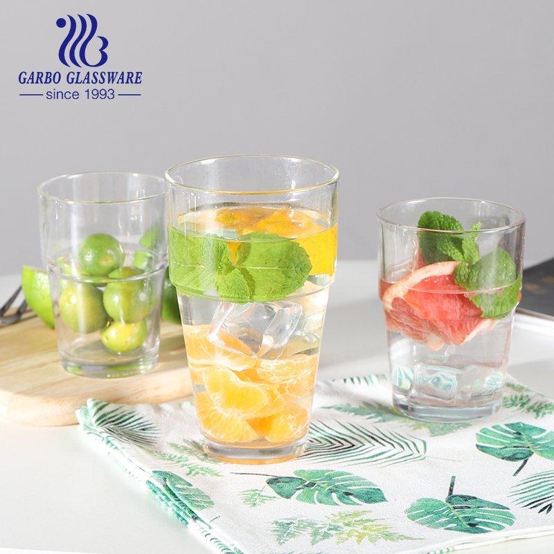 3 أكواب ماء بشكل رئيسي للاستخدام اليومي