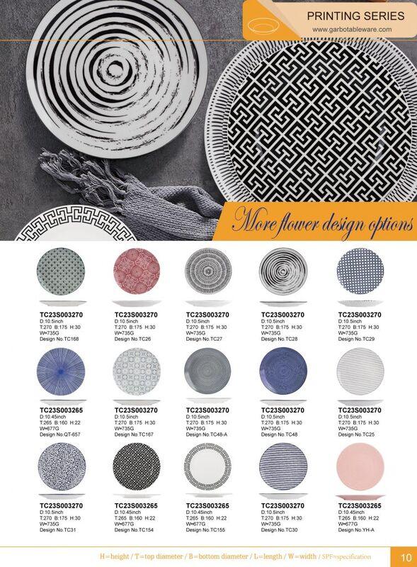 Garbo lauch new 2021-2022 ceramic catalog
